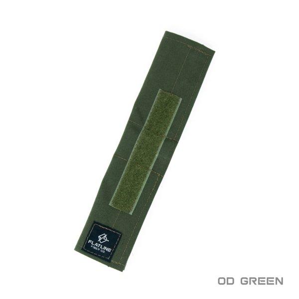 Ear Pro Wrap, OD Green | Flatline Fiber Co.