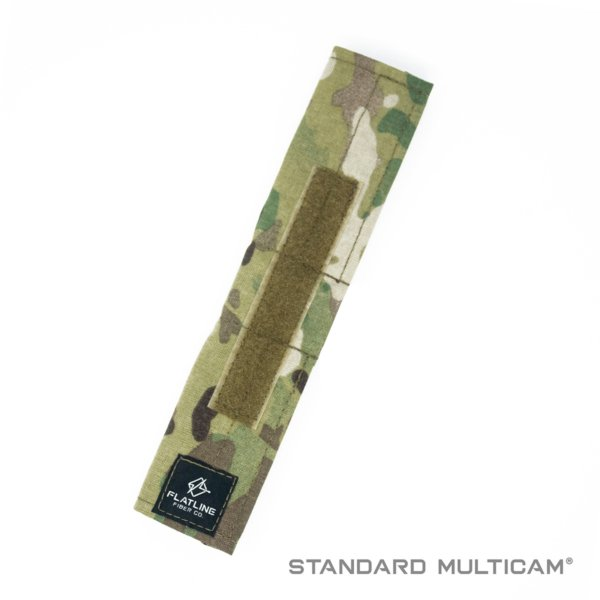Ear Pro Wrap, Standard Multicam | Flatline Fiber Co.